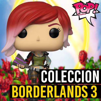Coleccion completa Figuras Funko POP Borderlands 3