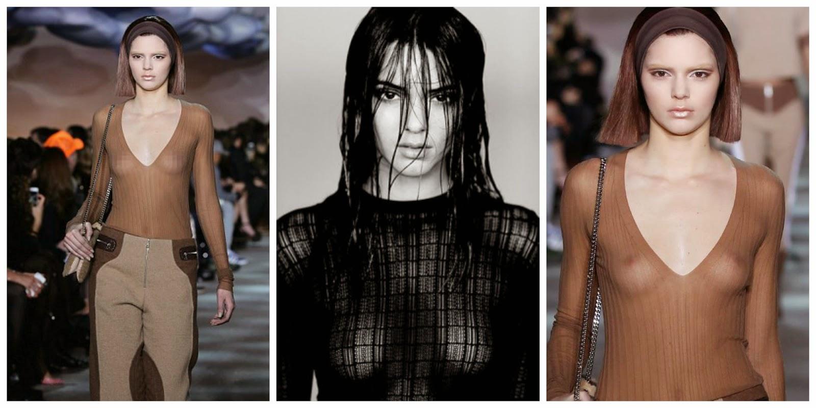 Taking Kendall Jenner's Modelling Career Seriously