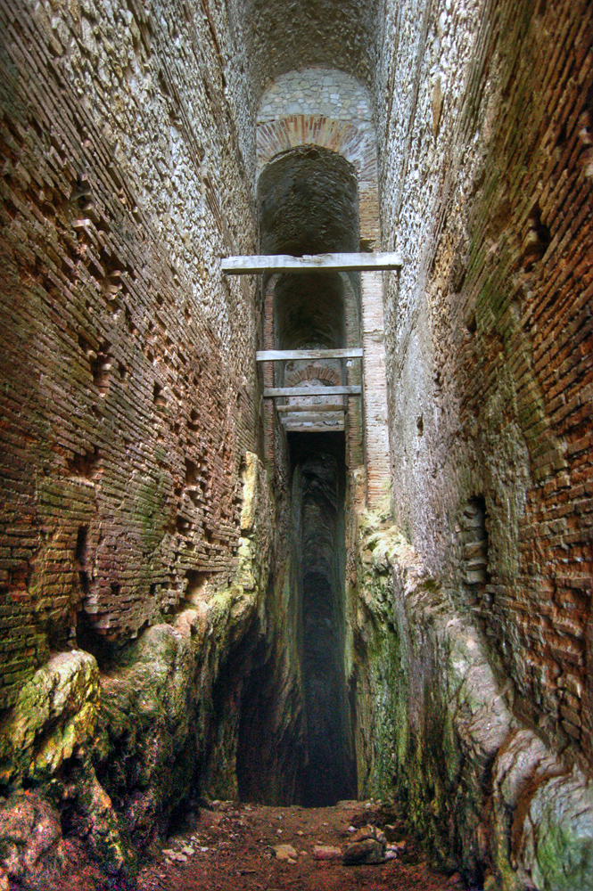 Tunnels of Claudius