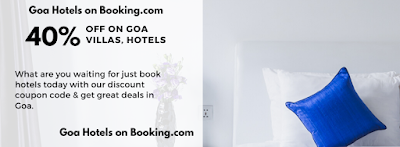 booking.com goa hotels