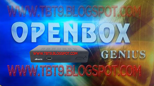 OPENBOX GENIUS SCB3 POWERVU TEN SPORTS OK NEW SOFTWARE BY USB JULY 2019