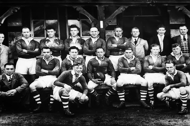 Whitehaven Rugby League Football Club, 1948