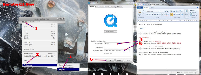 Cara Install Quicktime Player Pro