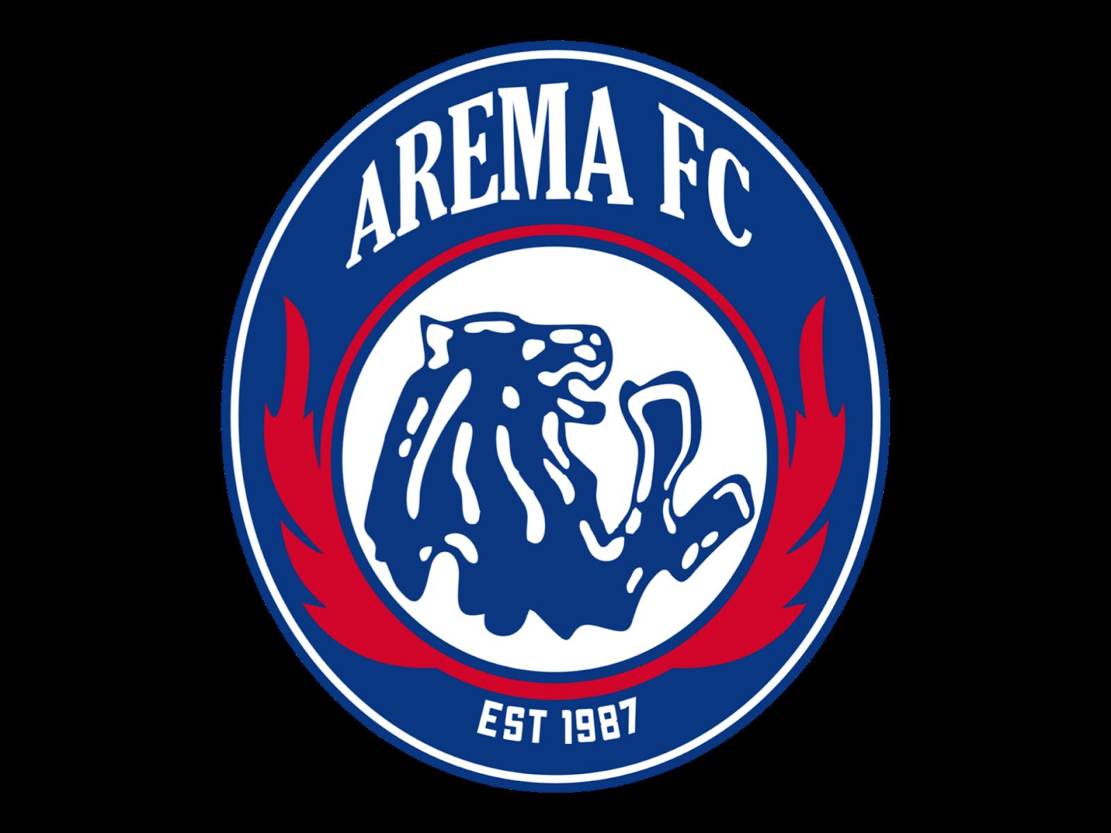 Logo Arema FC Format PNG