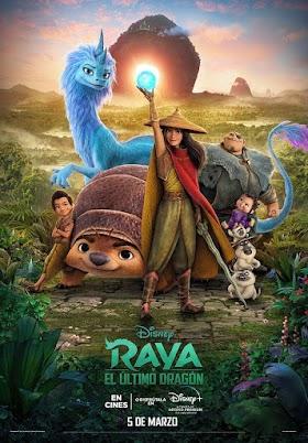 Raya y el último dragón | Castellano HD [Link reparado]