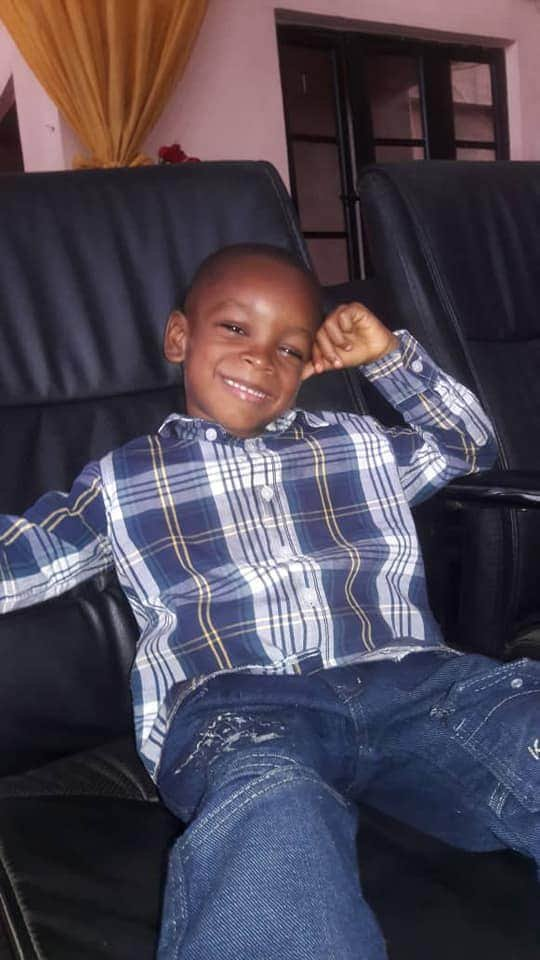 """Little boy who asked his mum to """"calm down"""" bags ambassadorial deal with anti domestic violence NGO"""