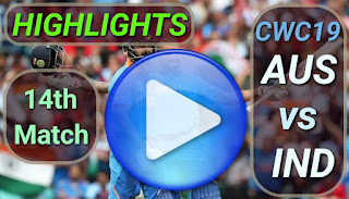 Ind vs Aus 14th Match