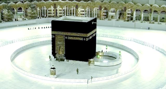 Pengin Nangis, Begini Suasana Mekkah di Bulan Ramadhan Tahun Ini
