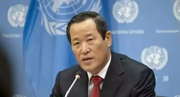 Ambassador Kim Song