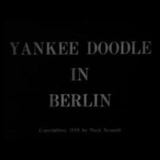 Yankee Doodle in Berlin (1919)
