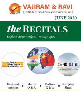 Vajiram and Ravi Recital June 2020 PDF