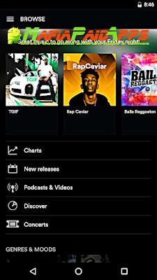Spotify Music Premium Full Apk MafiaPaidApps