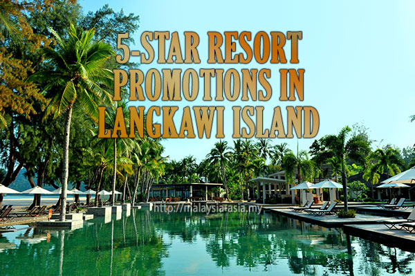 Langkawi Resort Promotions for RMCO