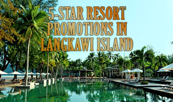Five Star Resort in Langkawi with RMCO Promotions