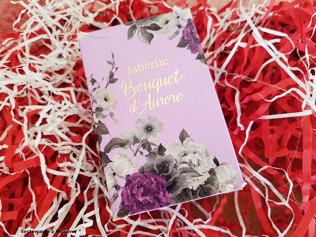 Faberlic - subtelny dotyk kwiatowo-owocowy
