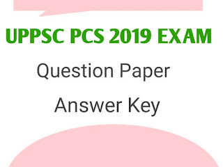 up-pcs-2019-prelims-answer-key