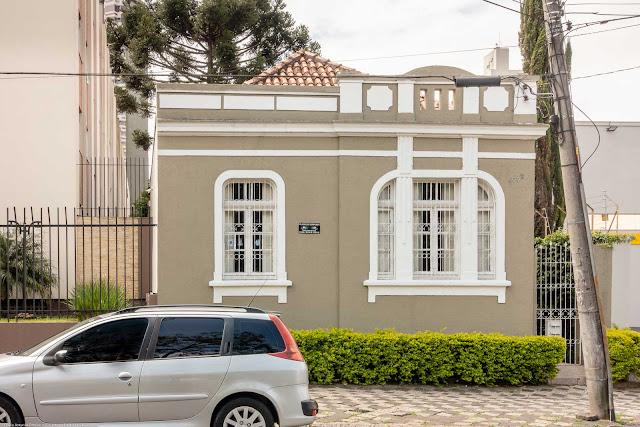 Casa na Avenida Iguaçu