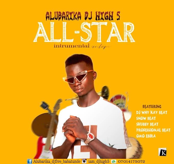 [Mixtape] Dj High5 feat. All stars