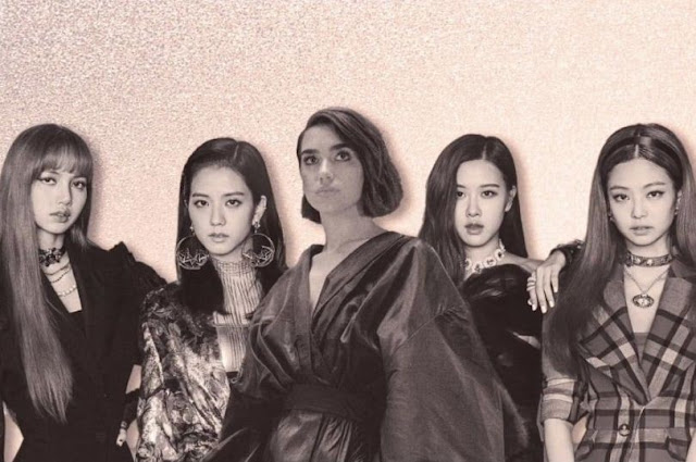Lirik Lagu Dua Lipa ft BLACKPINK - Kiss and Make Up