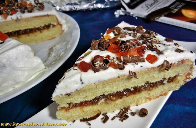 Recipe Of Cake In Kannada: KANNADA CUISINE: Lane Cake