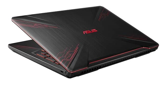 ASUS TUF Gaming FX504GD-EN561: portátil gaming Core i7 con gráfica GeForce GTX 1050 de 4 GB