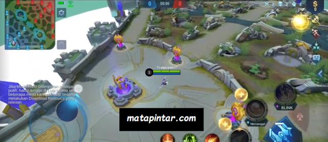 Cara Memperluas Tampilan Map Mobile Legends Menggunakan Drone View