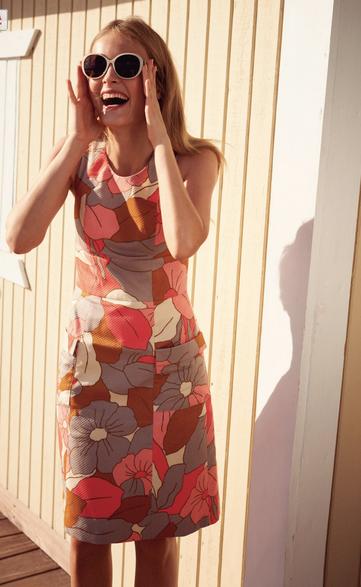 Boden Retro Dress Trendy in Texas Blog