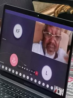 COVID-19: Nigerian Governors Forum hold first ever virtual meeting (Photos)