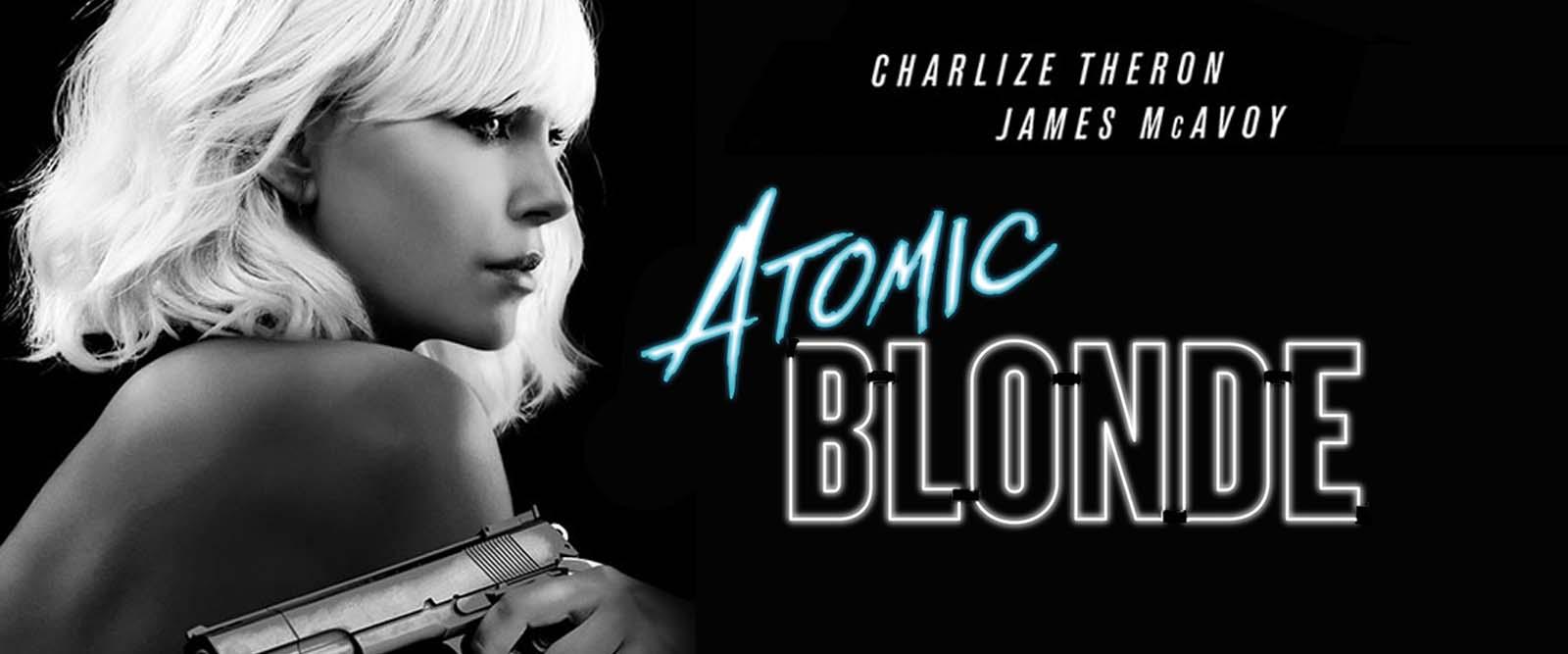 Atomic Blonde movies of 2017