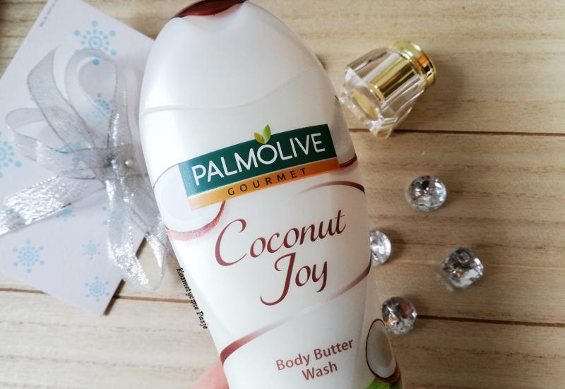kokosowy żel pod prysznic opinie recenzje blog