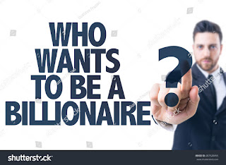 Picture Who wants to become billionaires