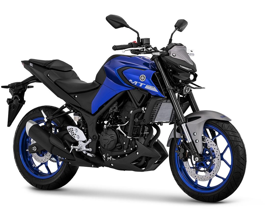 Yamaha Indonesia resmi merilis New MT-25, tampang makin bengis !