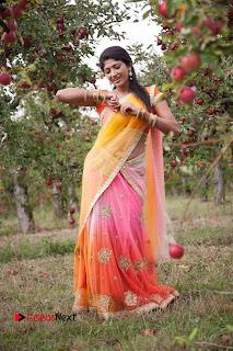 Telugu Actress Roshini Prakash Stills in Saptagiri Express  0006.jpg