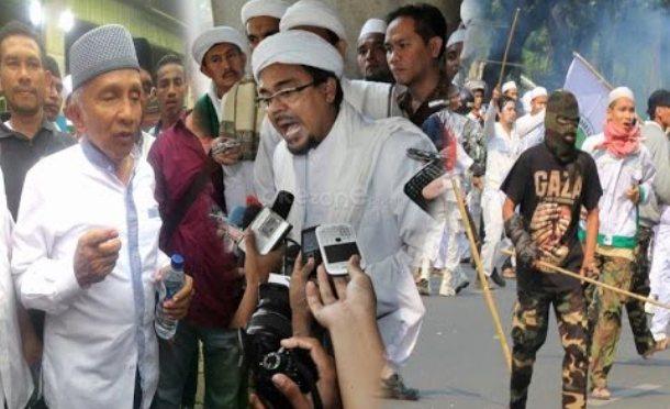 Polisi Panggil Amien Rais dan Habib Rizieq Terkait Dugaan Penghinaan Presiden Oleh Ahmad Dhani