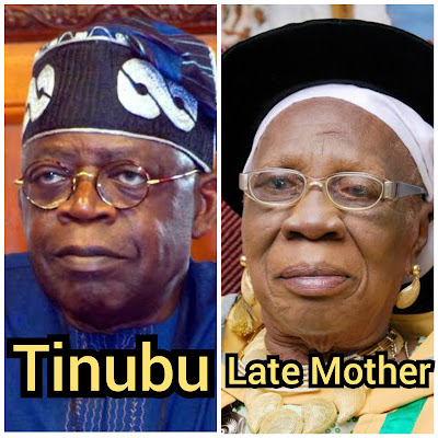 Bola Tinubu Is 69 Today, See Photos Of His Late Mother, His Wife, Children And Achievements.