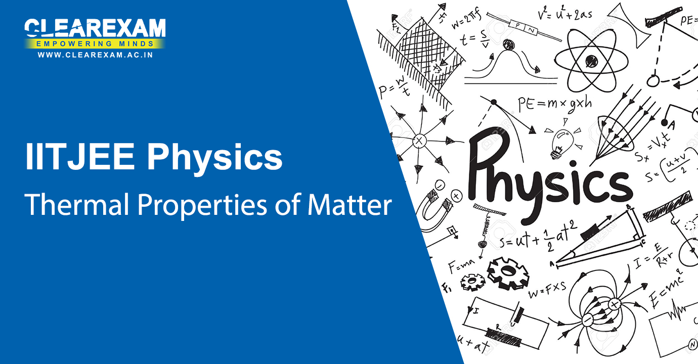 NEET Physics Thermal Properties of Matter