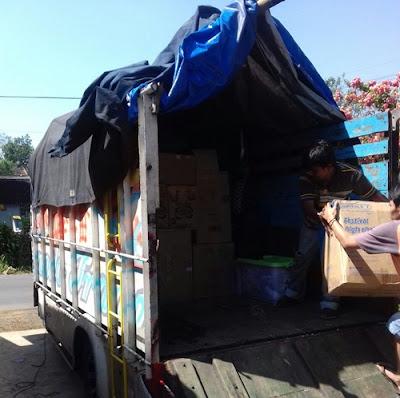Sewa Truk Pindahan Rumah Jakarta Lamongan