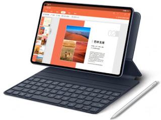 tablet keluaran huawei matepad pro