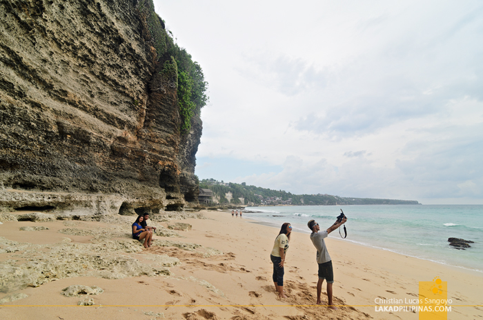 Beaches of Bali Dreamland Beach