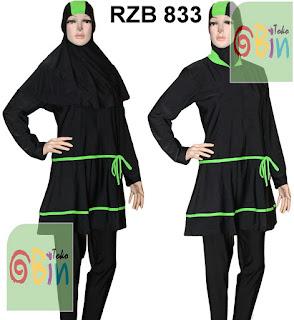 baju renang muslim syari RZB 833