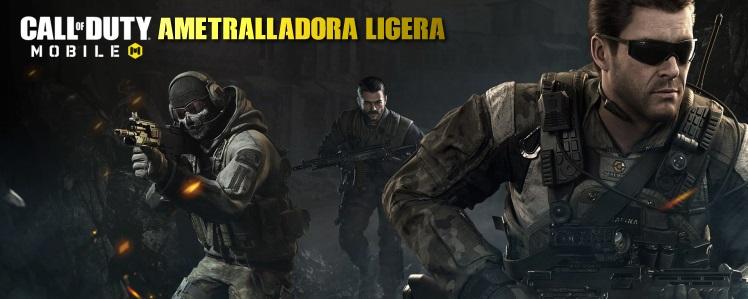 Ametralladora Ligera