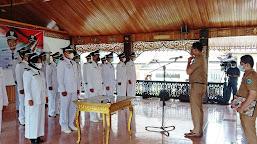 Muhammad Fadhil Arief Resmi Ganti dan Lantik 25 Pj. Kepala Desa