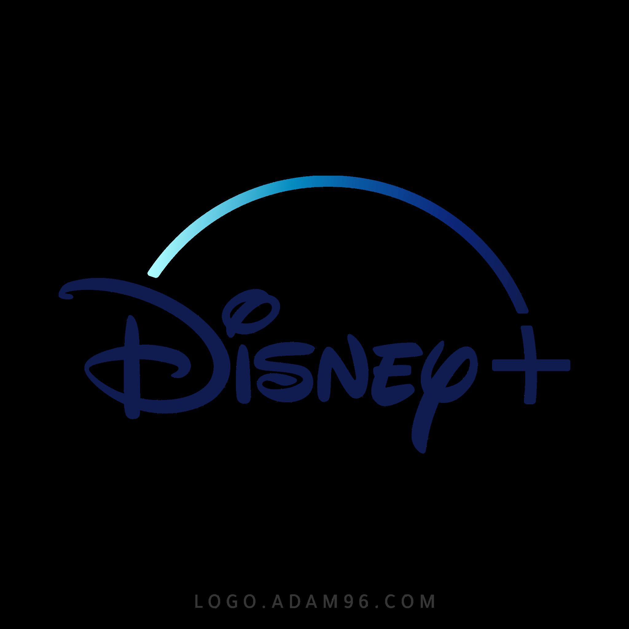 تحميل شعار والت ديزني بلس لوجو شفاف Logo Walt Disney PNG