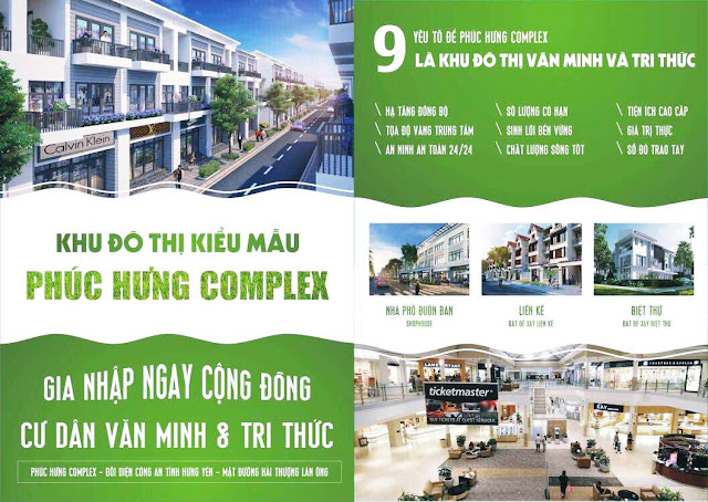Yếu tố thuyết phục khách hàng mua căn hộ Phúc Hưng Complex