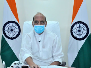 SeHAT-OPD Portal--Launched by Union Defence Minister Rajnath Singh