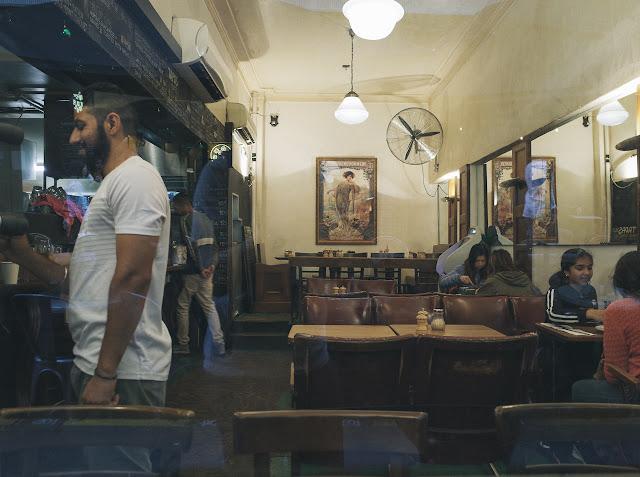 デグレーブス・エスプレッソ・バー(Degraves Espresso Bar)