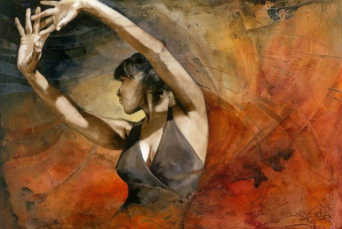 Мир спокойствия и гармонии. Lidia Wylangowska