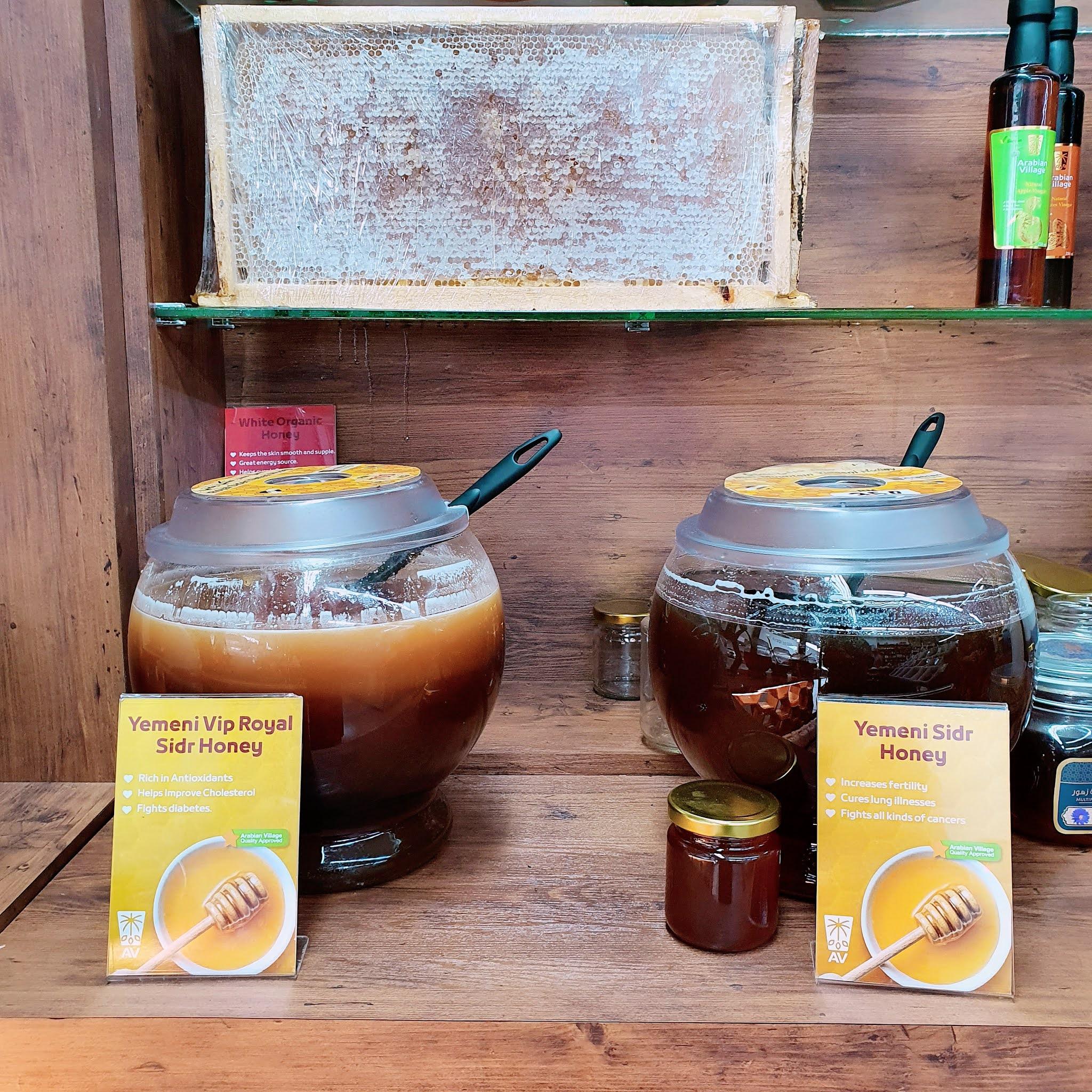 yemeni sidr honey