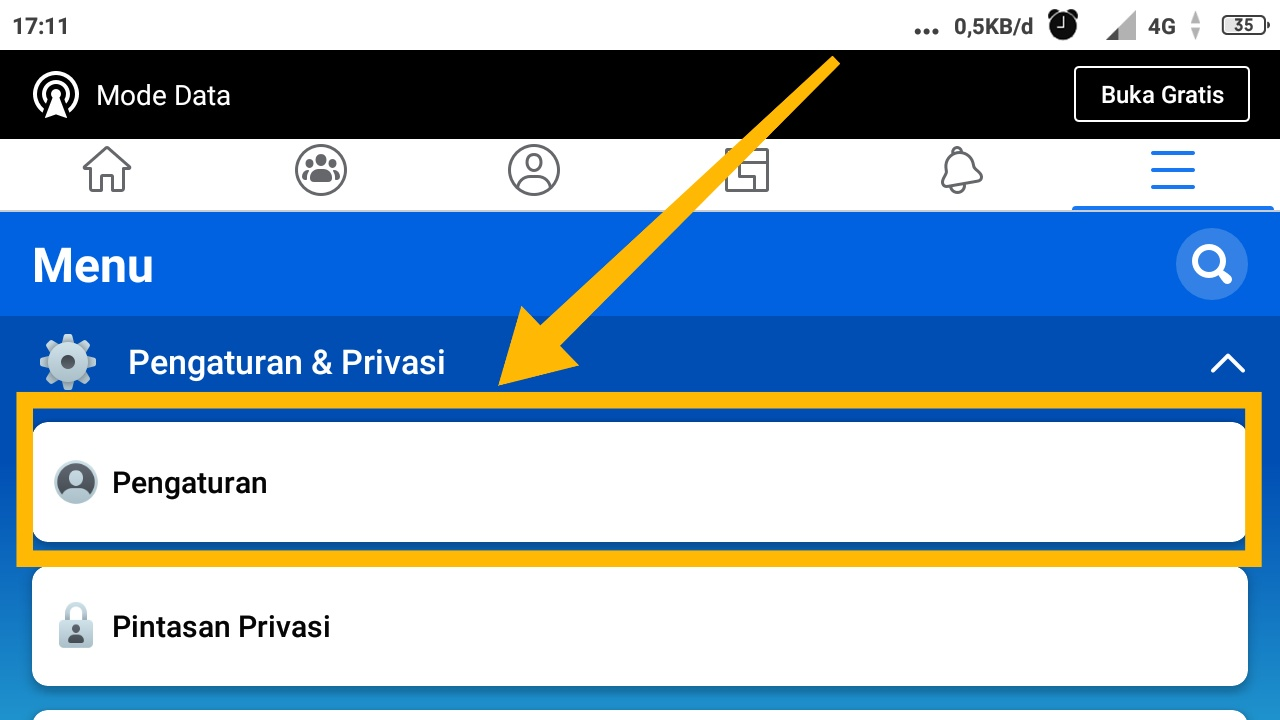 cara mengetahui email fb yang di privasi