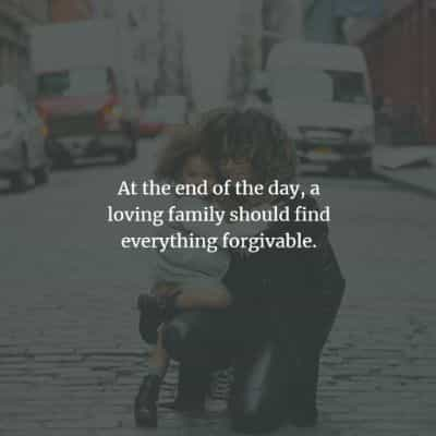 Short family love quotes to show how blessed you are